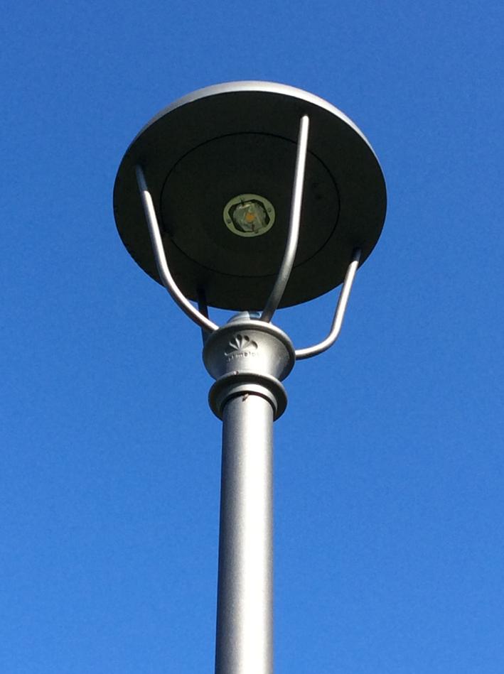 latarnia LED, latarnia stylizowana, oprawa uliczna, oświetlenie LED, oprawa LED